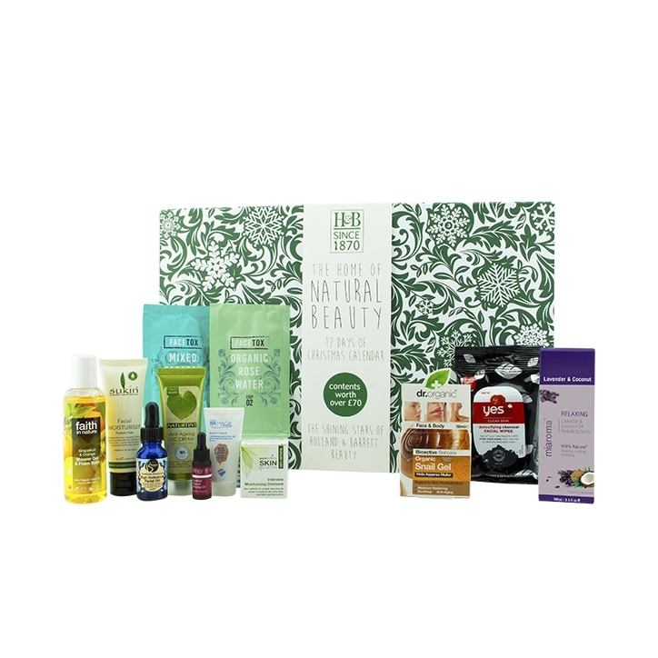 Holland & Barrett Natural Beauty Advent Calendar