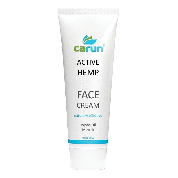 Carun CBD Active Hemp Face Cream