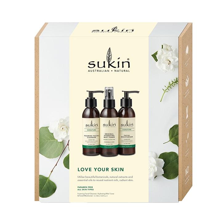 Sukin Signature Skincare Trio