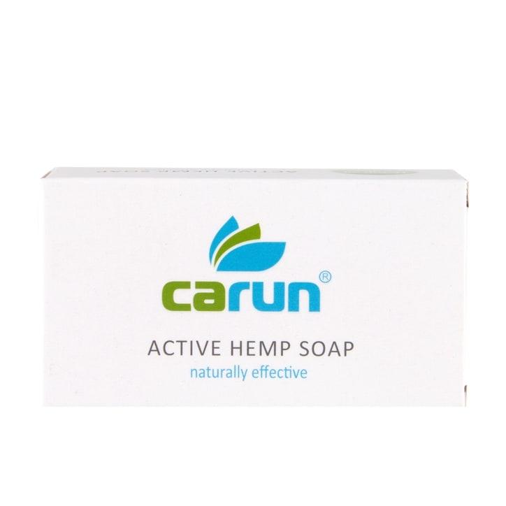 Carun Active Hemp & Turmeric Soap