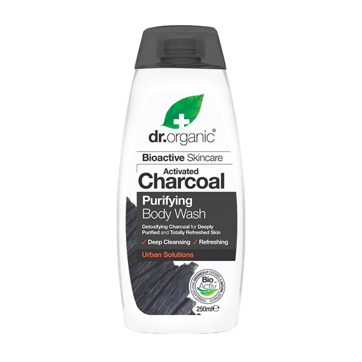 Dr Organic Charcoal Body Wash
