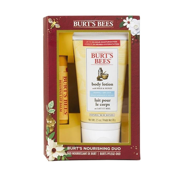 Burt's Bees Nourishing Duo Gift Set