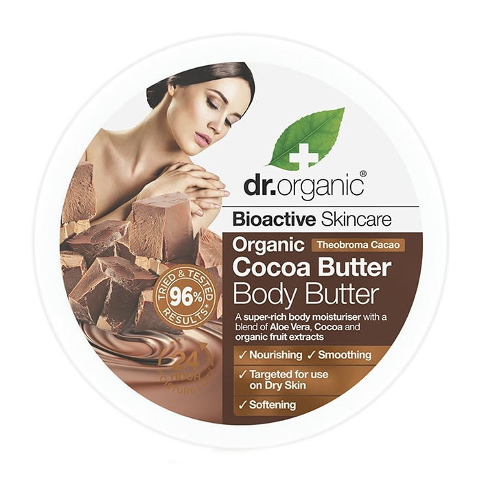 Dr Organic Cocoa Butter Body Butter