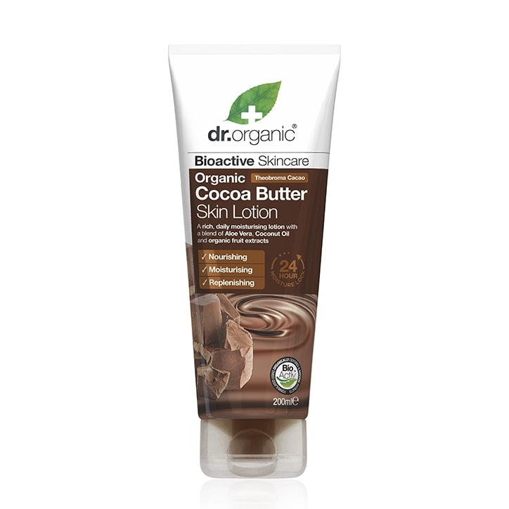 Dr Organic Cocoa Butter Skin Lotion