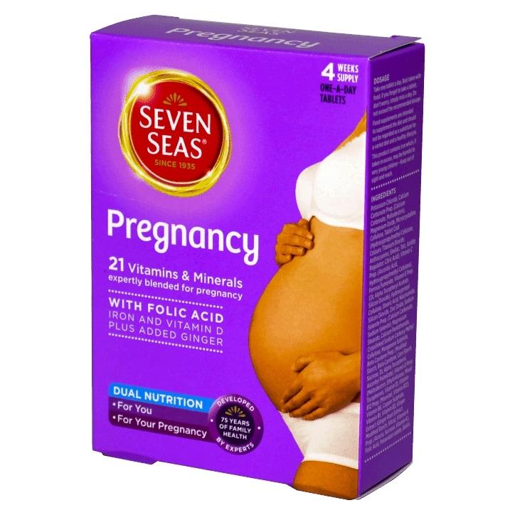 Seven Seas Pregnancy Tablets