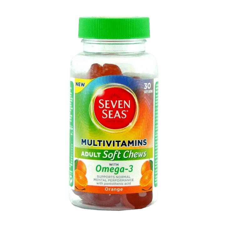 Seven Seas Omega 3 Multivitamins 30 Soft Chews