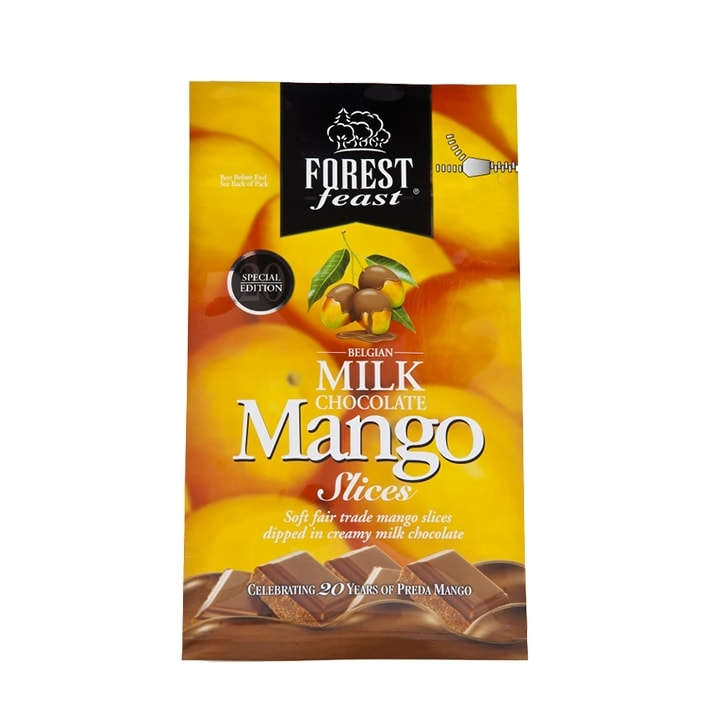 Forest Feast Belgian Chocolate Mango Slices
