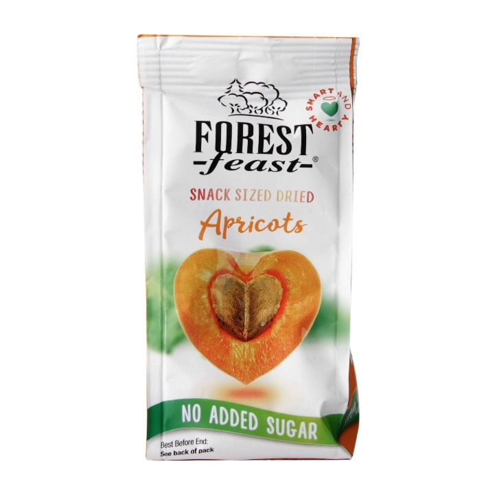 Forest Feast Snack Sized Dried Apricot