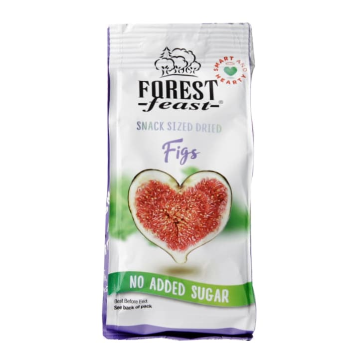 Forest Feast Snack Sized Dried Figs 100g