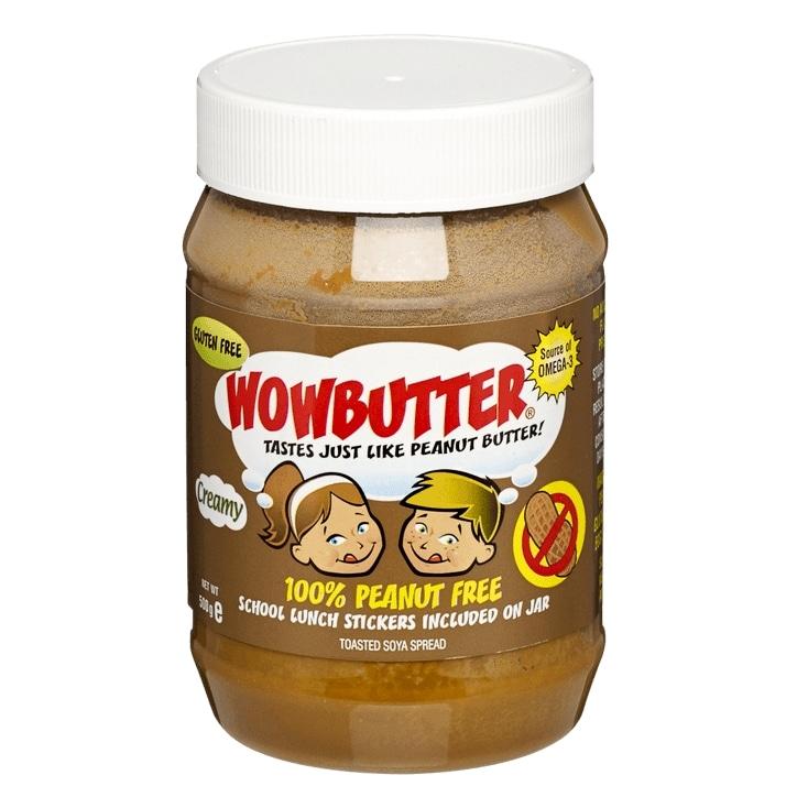 Wowbutter Creamy Nut Free Butter