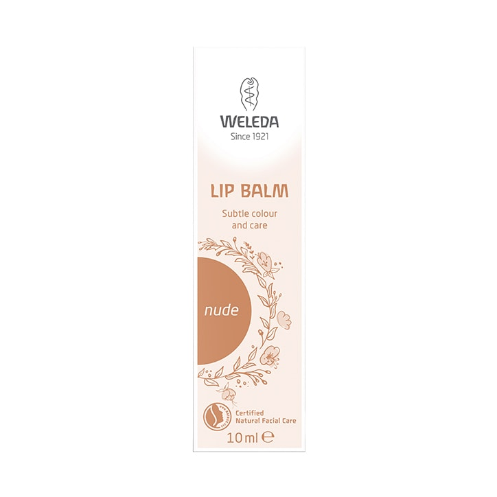 Weleda Lip Balm - Nude 10ml
