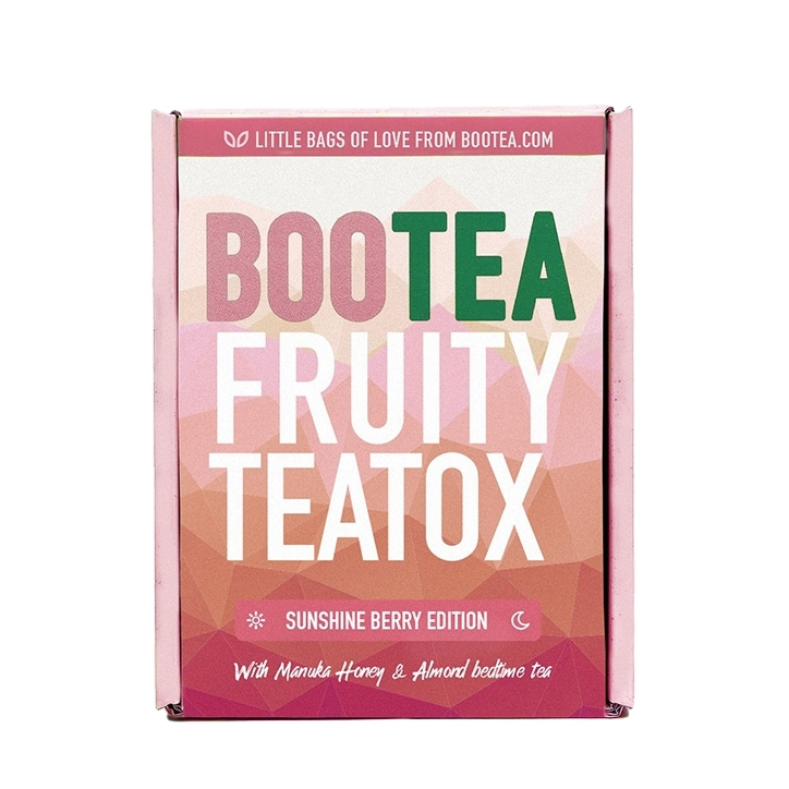 Bootea Fruity Teatox Sunshine Berry Edition 14 Day