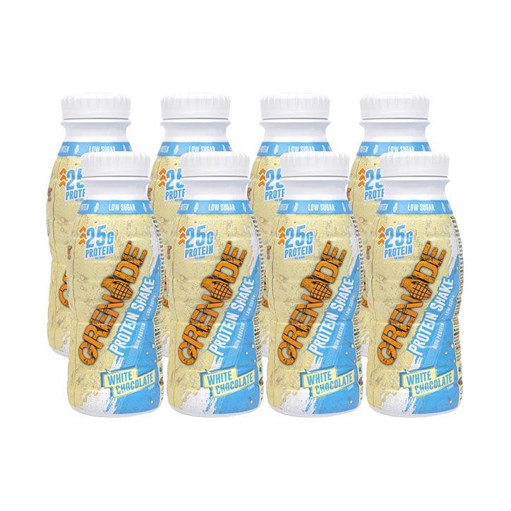 Grenade Carb Killa Shake White Chocolate 8 x 330ml