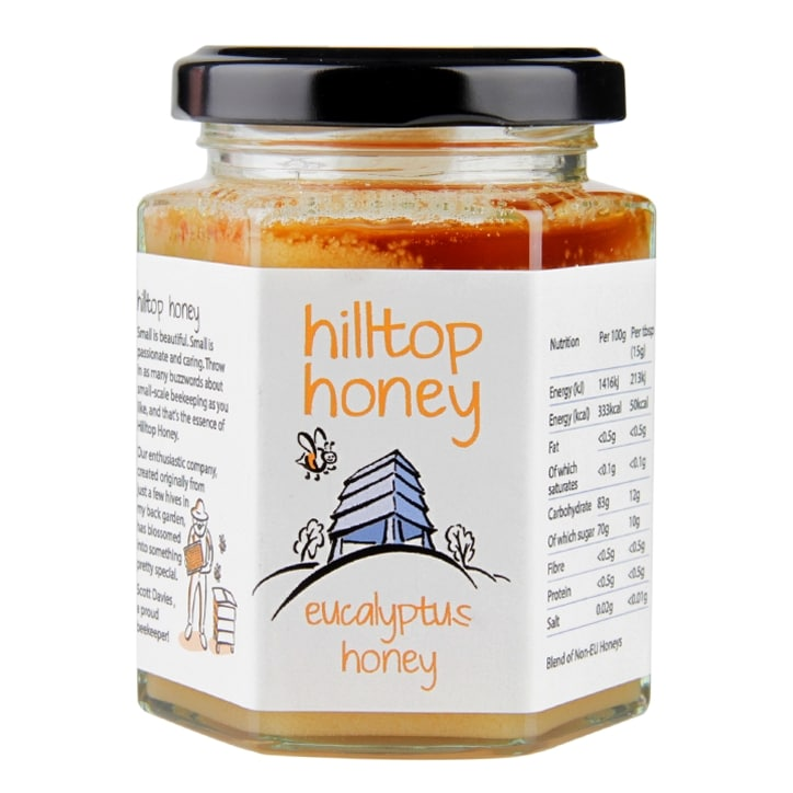 Hilltop Honey Eucalyptus Honey