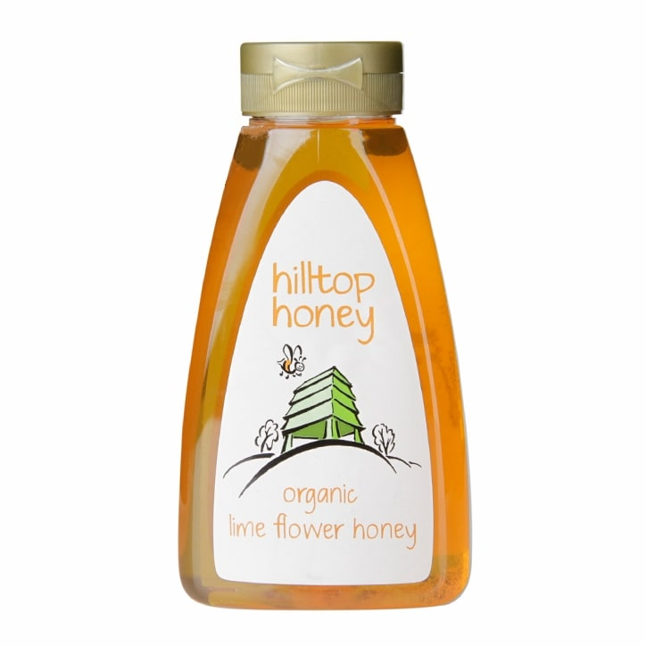 Hilltop Honey Organic Lime Flower Honey 370g