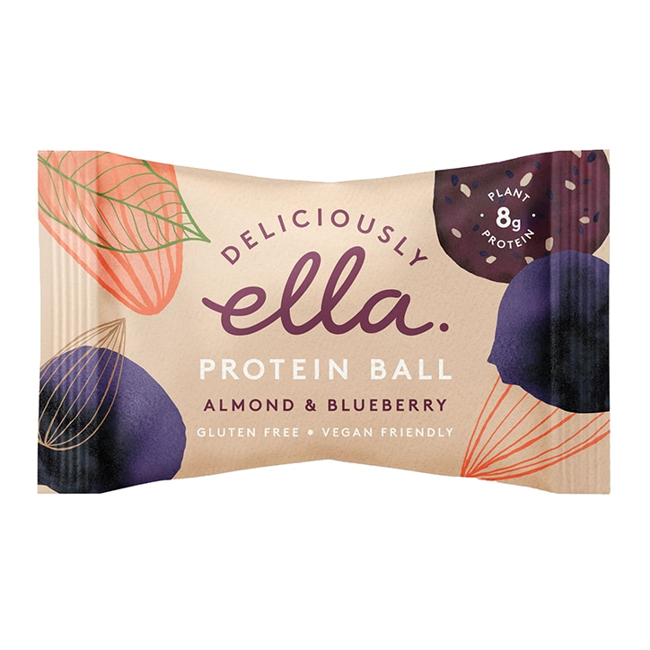 Deliciously Ella Energy Ball Almond & Blueberry