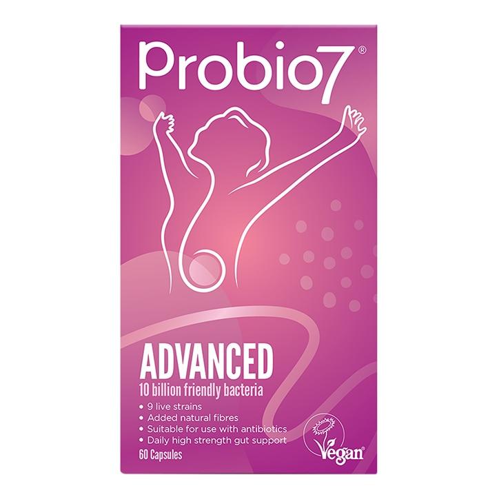 Probio 7 Advanced Formula Economy Size 60 Capsules