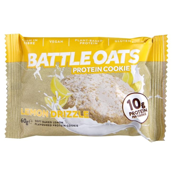 Battle Oats Lemon Drizzle Cookie 60g