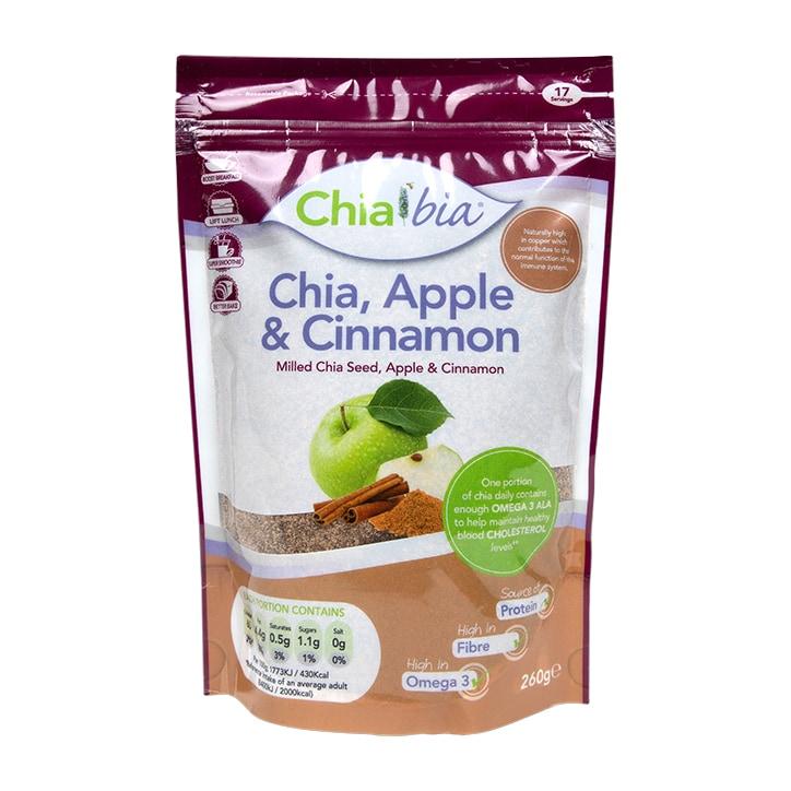 Chia Bia Chia, Apple & Cinnamon 260g
