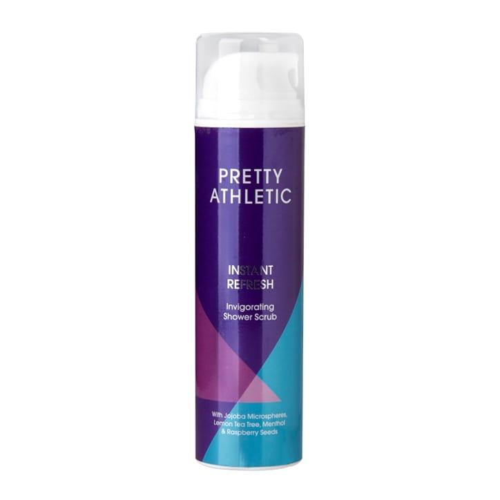 Pretty Athletic Instant Refresh Invigorating Shower Scrub 200ml