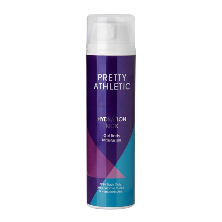 Pretty Athletic Hydration Kick Gel Body Moisturiser
