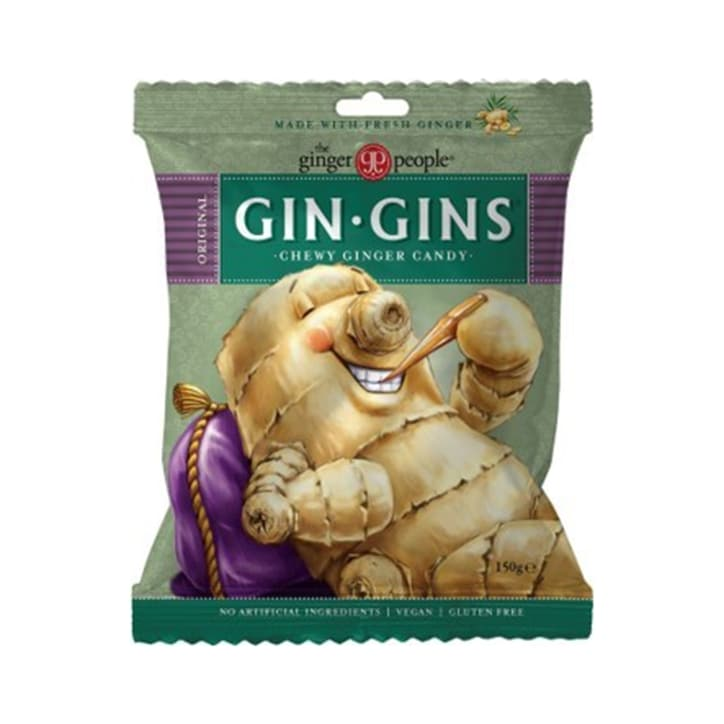 The Ginger People Gin Gins Chewy Ginger Candy 150g