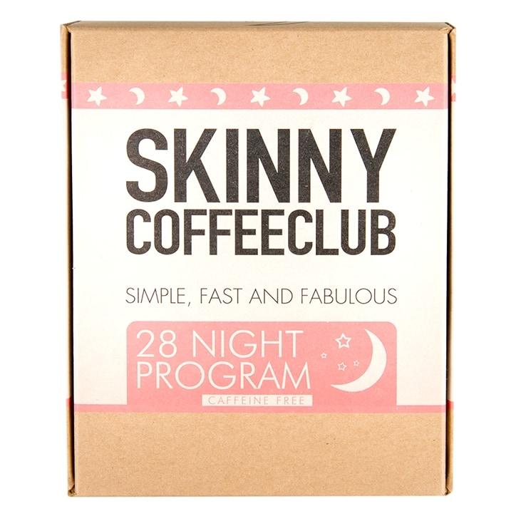 Skinny Coffee Club 28 Night Program 70g