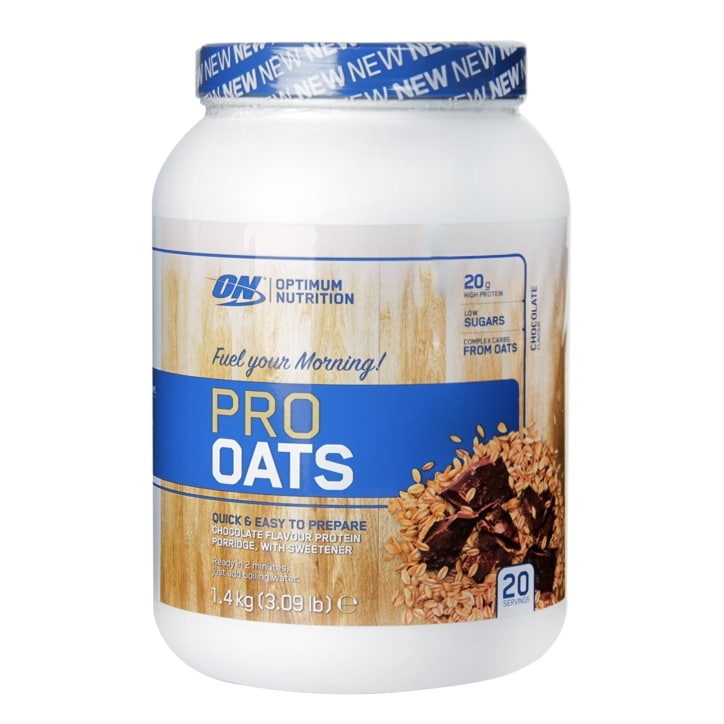 Optimum Nutrition Protein Oats Mixed Chocolate