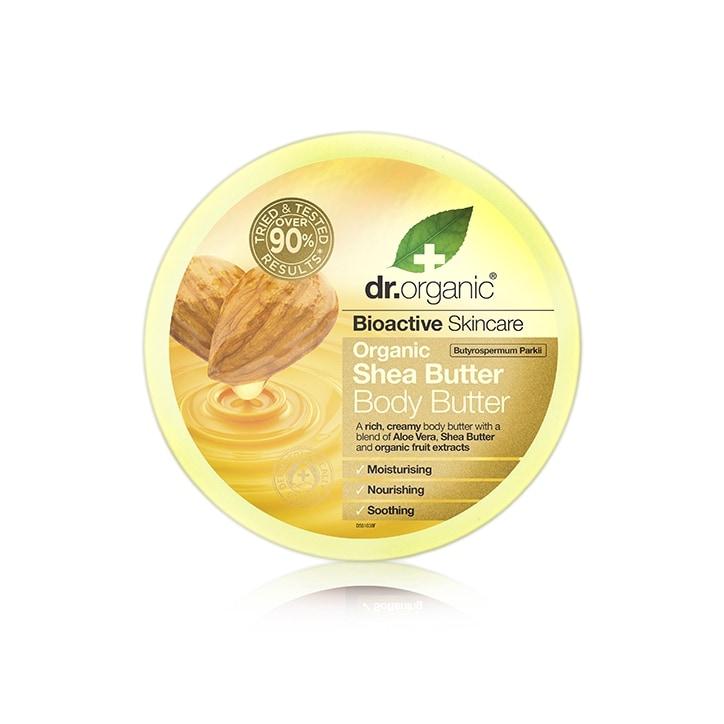 Dr Organic Shea Butter Body Butter