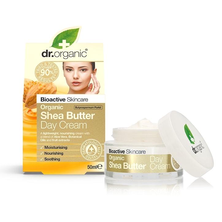 Dr Organic Shea Butter Day Cream 50ml