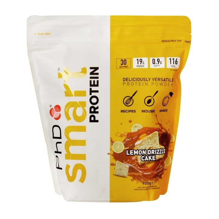 PhD Smart Protein Lemon Drizzle Cake 900g