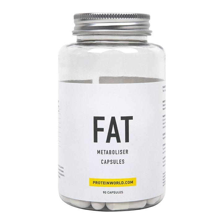 Protein World Fat Metaboliser 90 Capsules