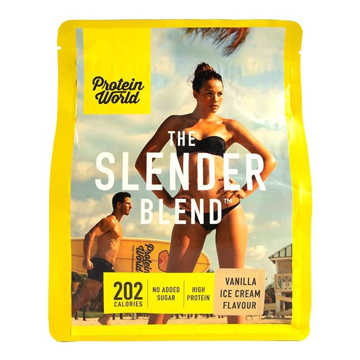 Protein World Slender Blend Vanilla 600g
