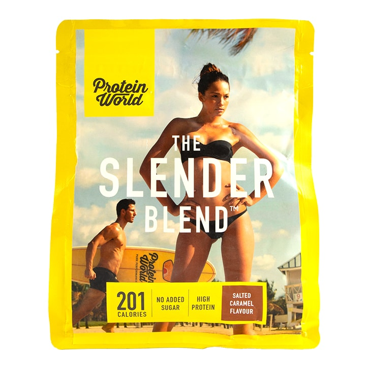 Protein World Slender Blend Salted Caramel 600g