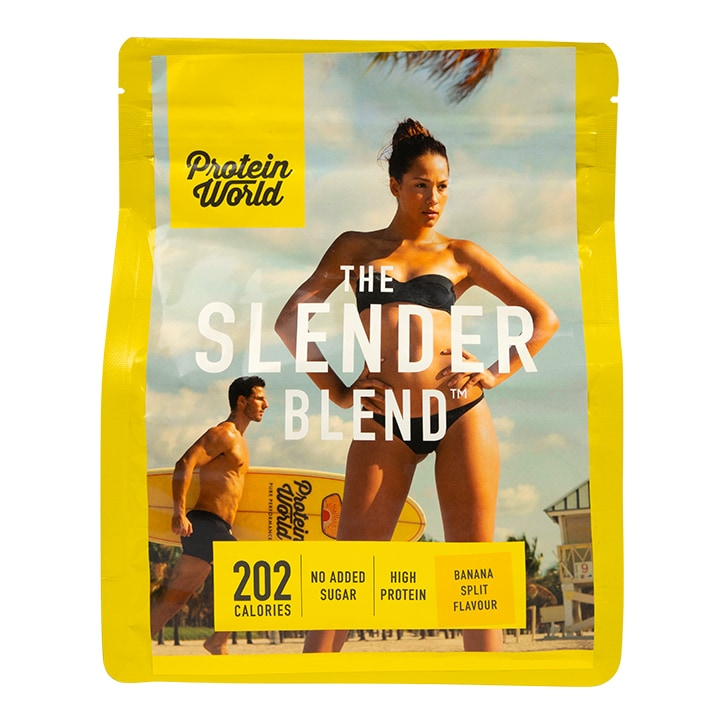 Protein World Slender Blend Banana 600g