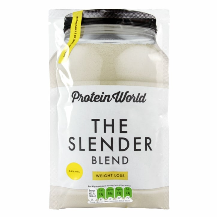 Protein World Slender Blend Banana