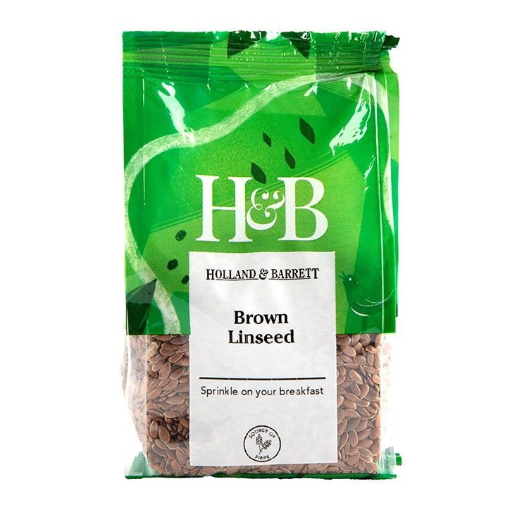 Holland & Barrett Brown Linseed