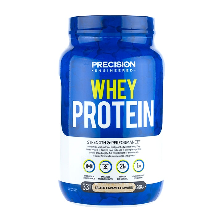 Precision Engineered Whey Protein Salted Caramel
