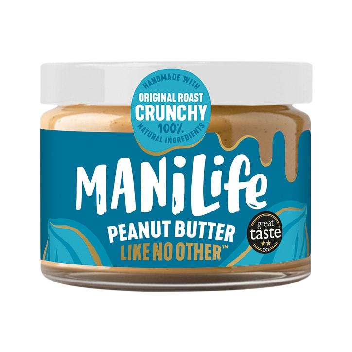Manilife Original Peanut Butter