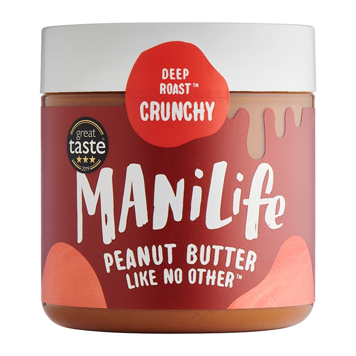 Manilife Deep Roast Peanut Butter 295g