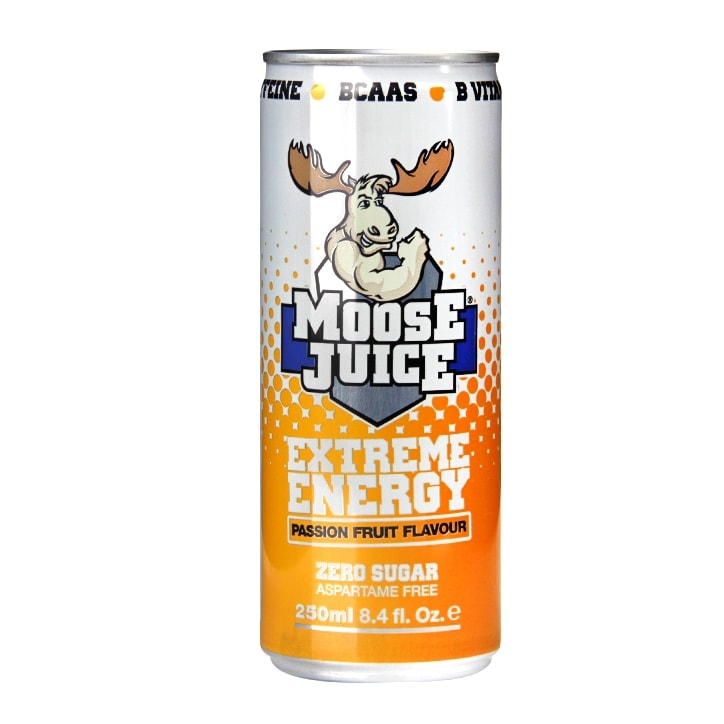 Moose Juice Passion Fruit 250ml