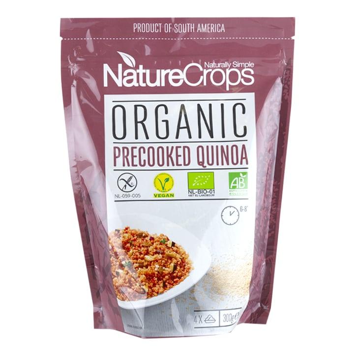 Nature Crops Precooked Quinoa 300g
