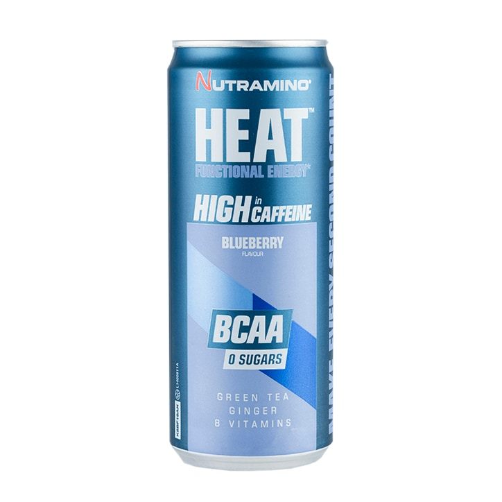 Nutramino HEAT BCAA Blueberry
