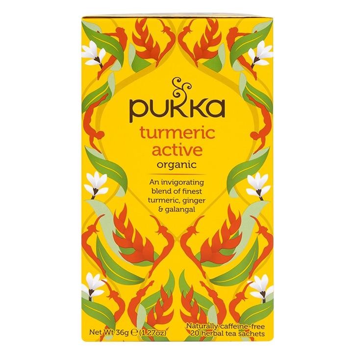 Pukka Turmeric Active Tea 36g