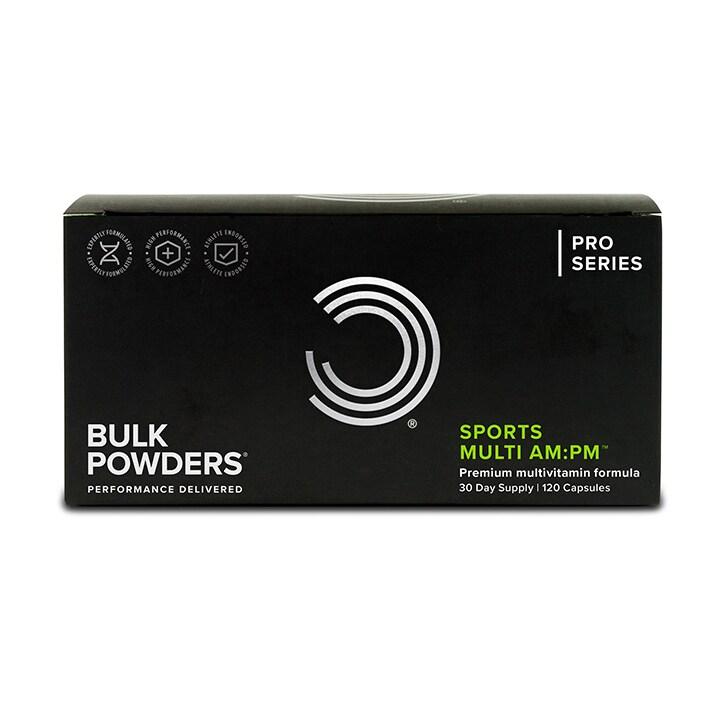 Bulk Powders Sports Multi AM:PM 120 Capsules