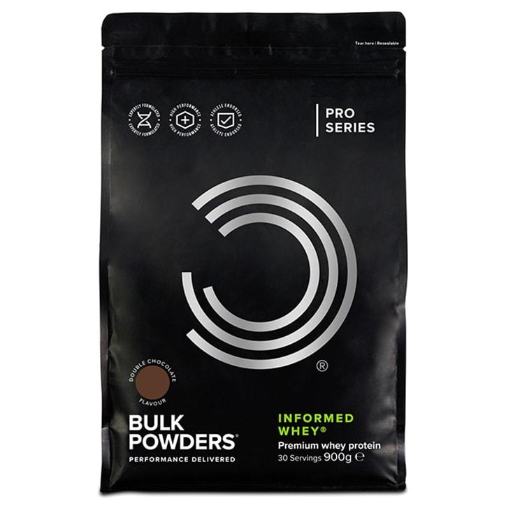 Bulk Powders Informed Whey Double Chocolate