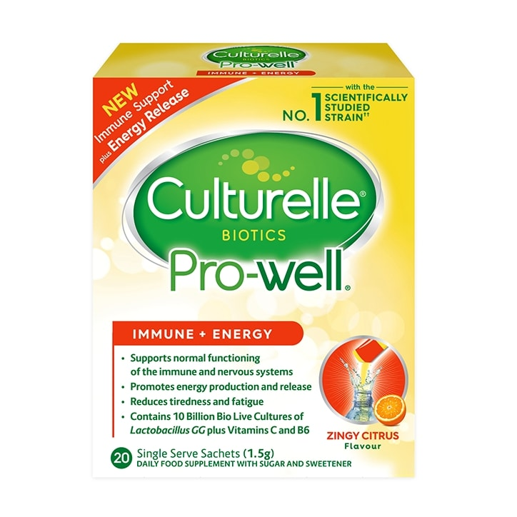 Culturelle Biotics Pro-Well 20 Sachets