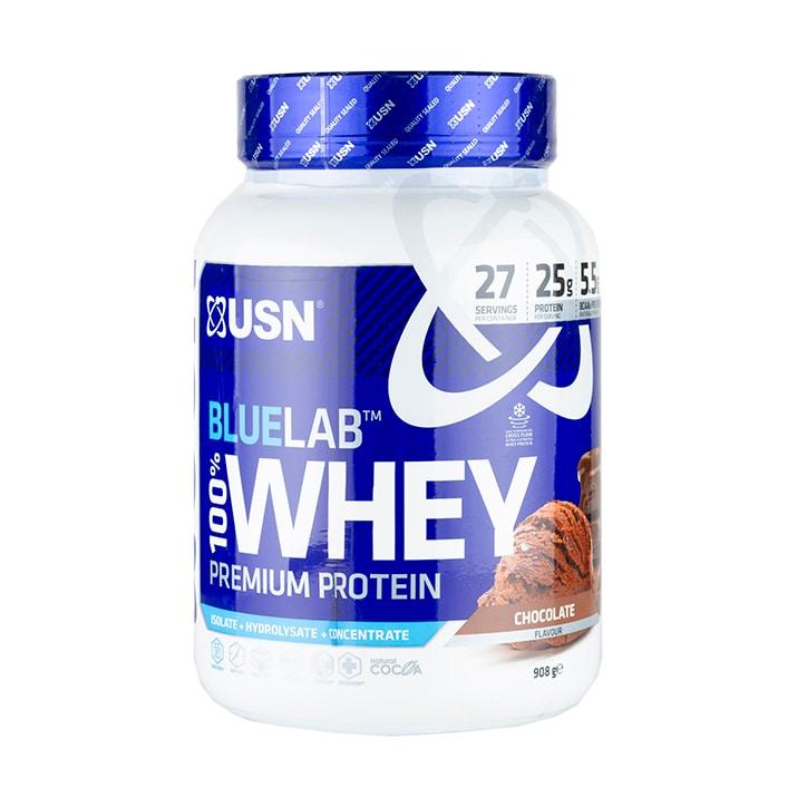 USN Blue Lab 100% Whey Chocolate 908g