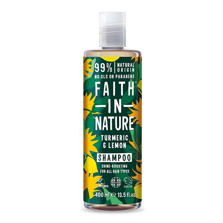 Faith In Nature Turmeric & Lemon Shampoo