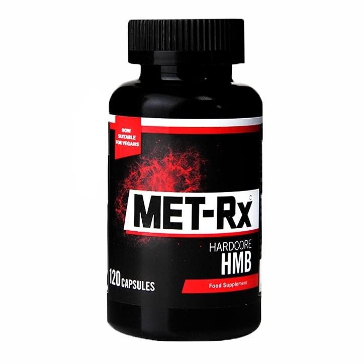 MET-Rx Hardcore HMB Rapid Release Capsules